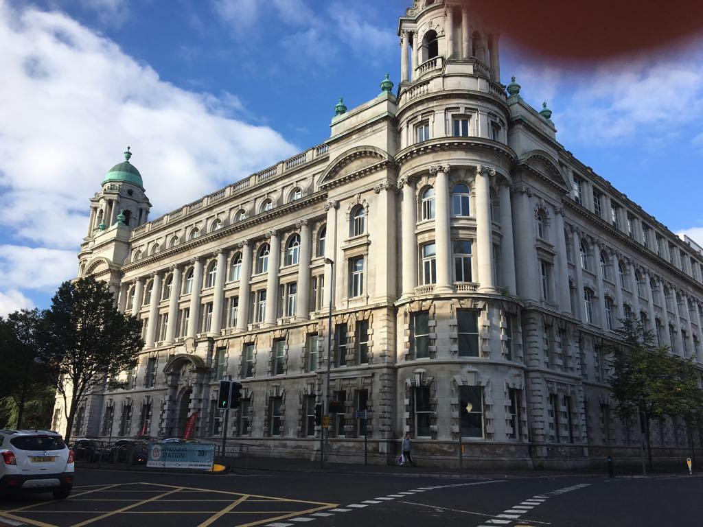 Belfast City by Lia Spragg