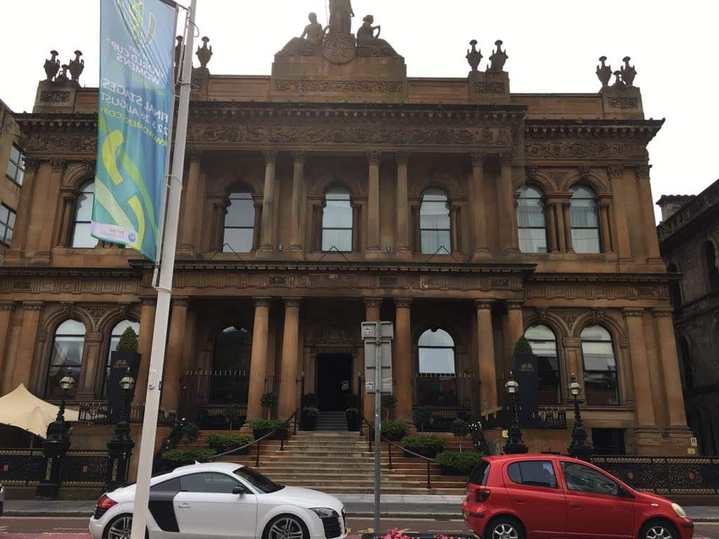 Belfast historical buildings