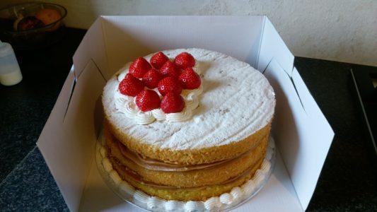 Brazilian cake