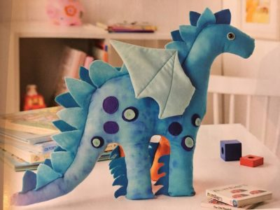 dragon easy sewing