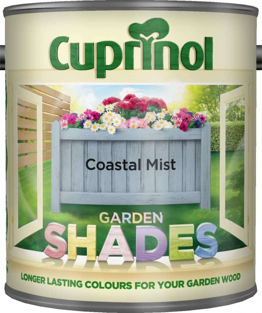 paint for weathered garden furniture