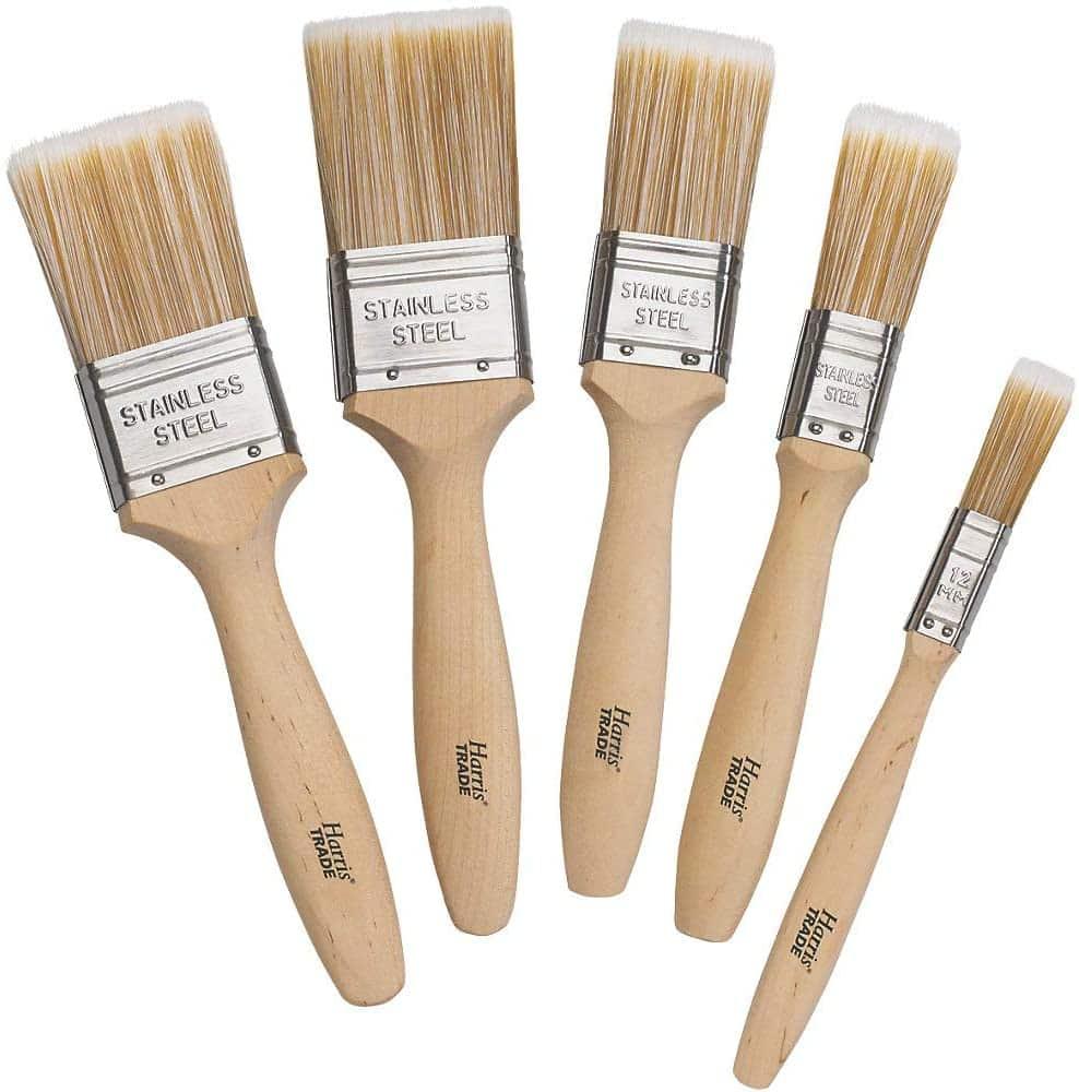 Paintbrush for Garden Furniture