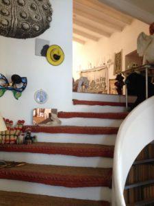 Salvador Dali's house Portiligat