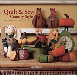 Quilt & Sew Country Style Soft Stuffed Toys