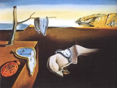 Dali most famous painting