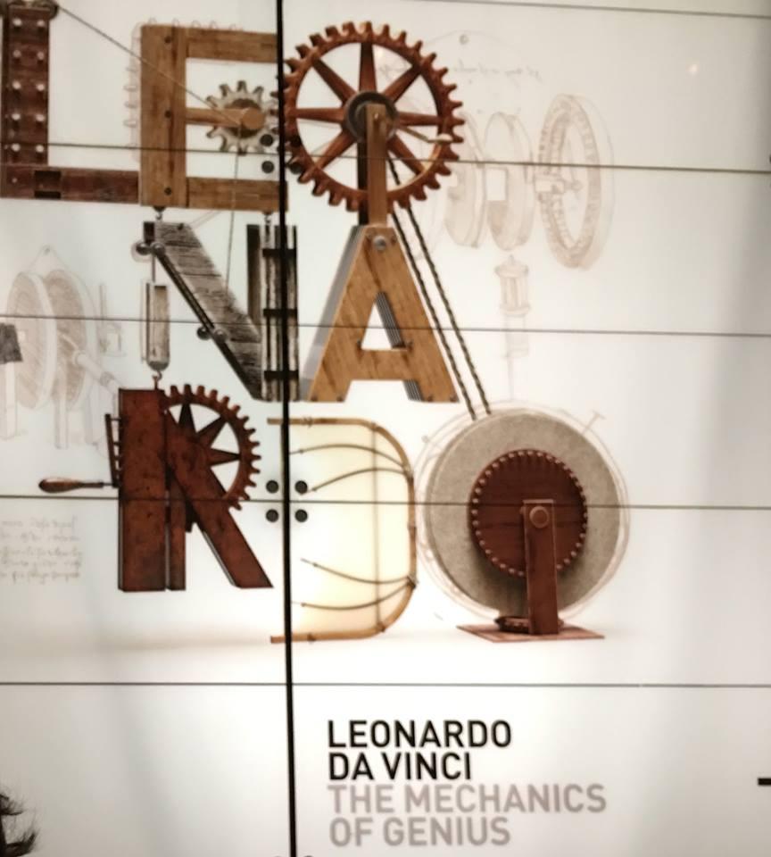 Leonardo da Vinci exhibition London