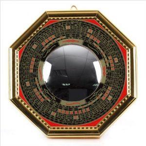 Feng Shui Bagua Mirror rules