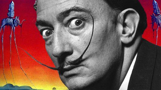 Salvador Dali - famous paintings spain