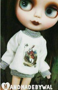 Blythe Doll Easter