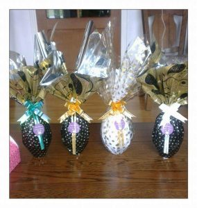 Chocolate Easter Craft ideas
