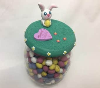 Easter craft ideas bunny polymer clay