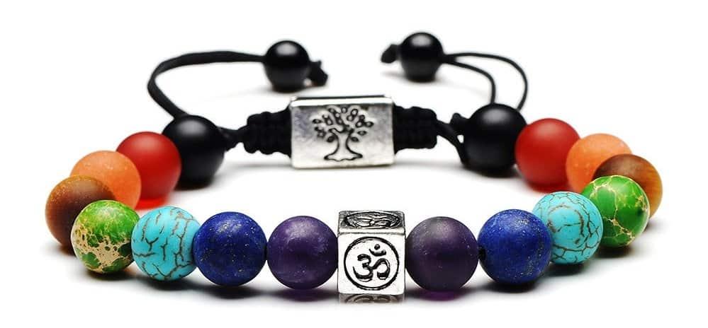 free chakra bracelet