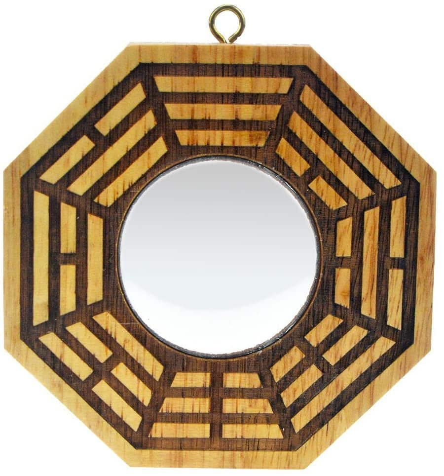 Feng Shui Mirror Good Fortune
