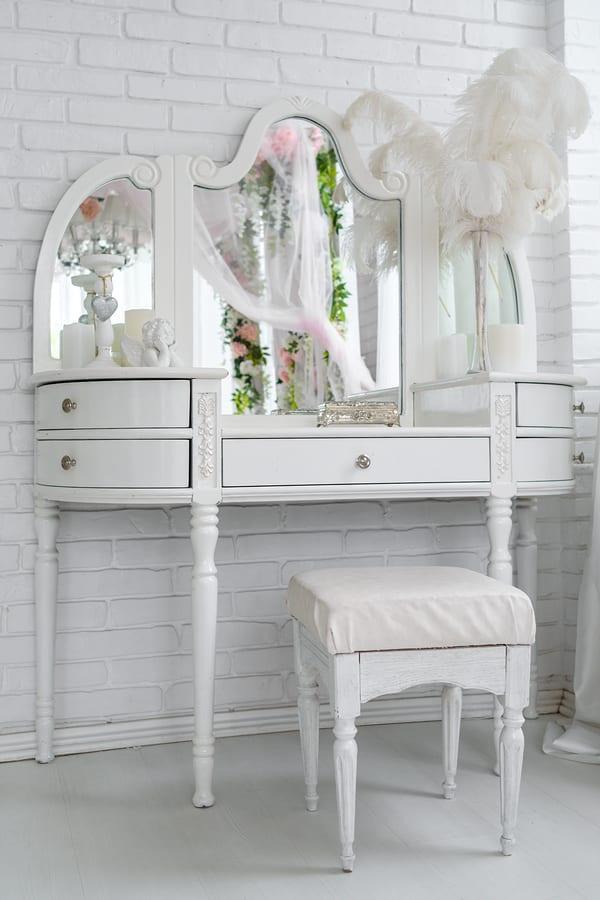 Feng Shuir mirror bedroom