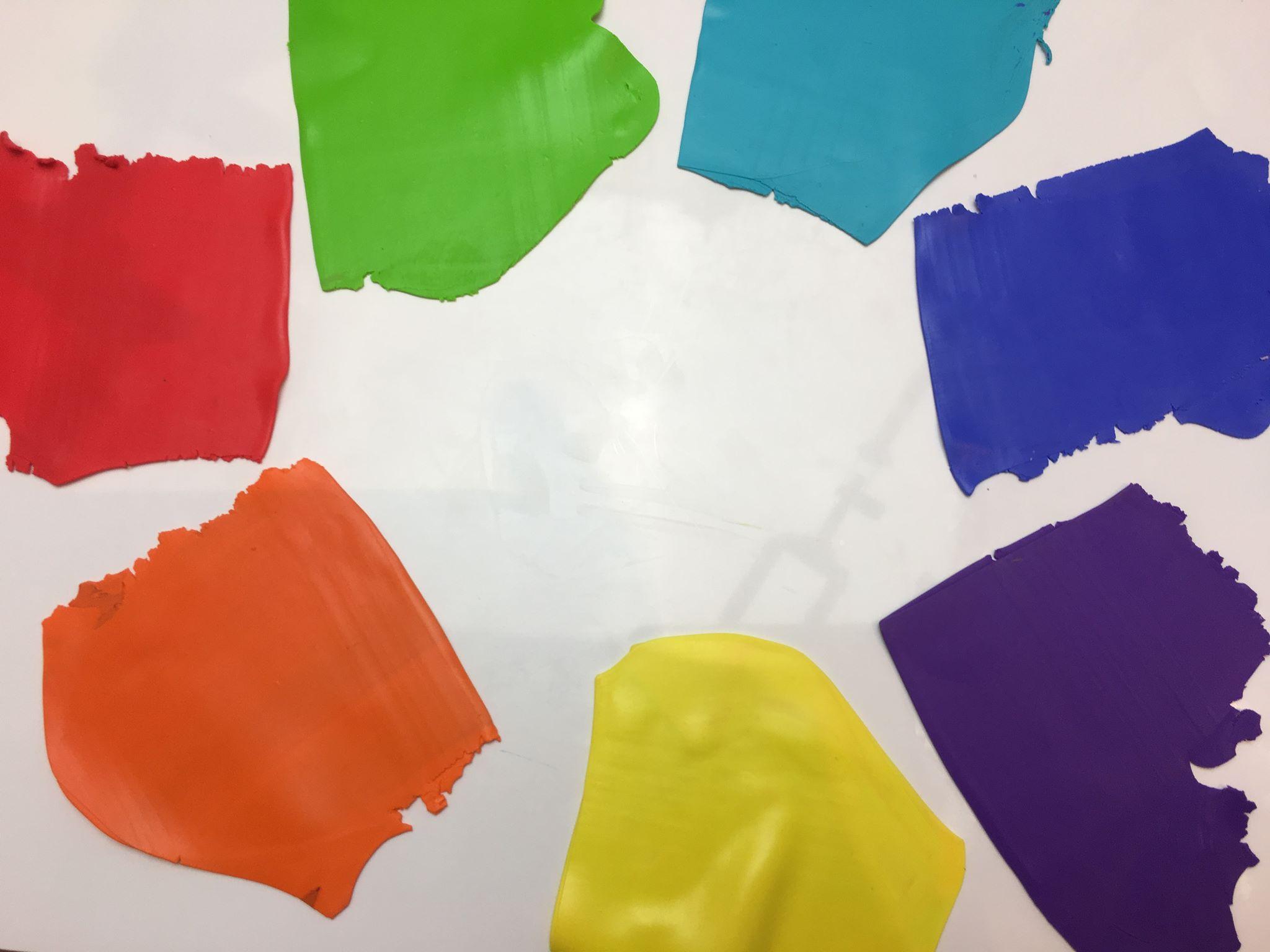Polymer Clay Rainbow