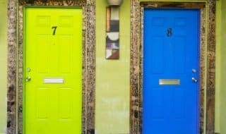 Lucky House Numbers