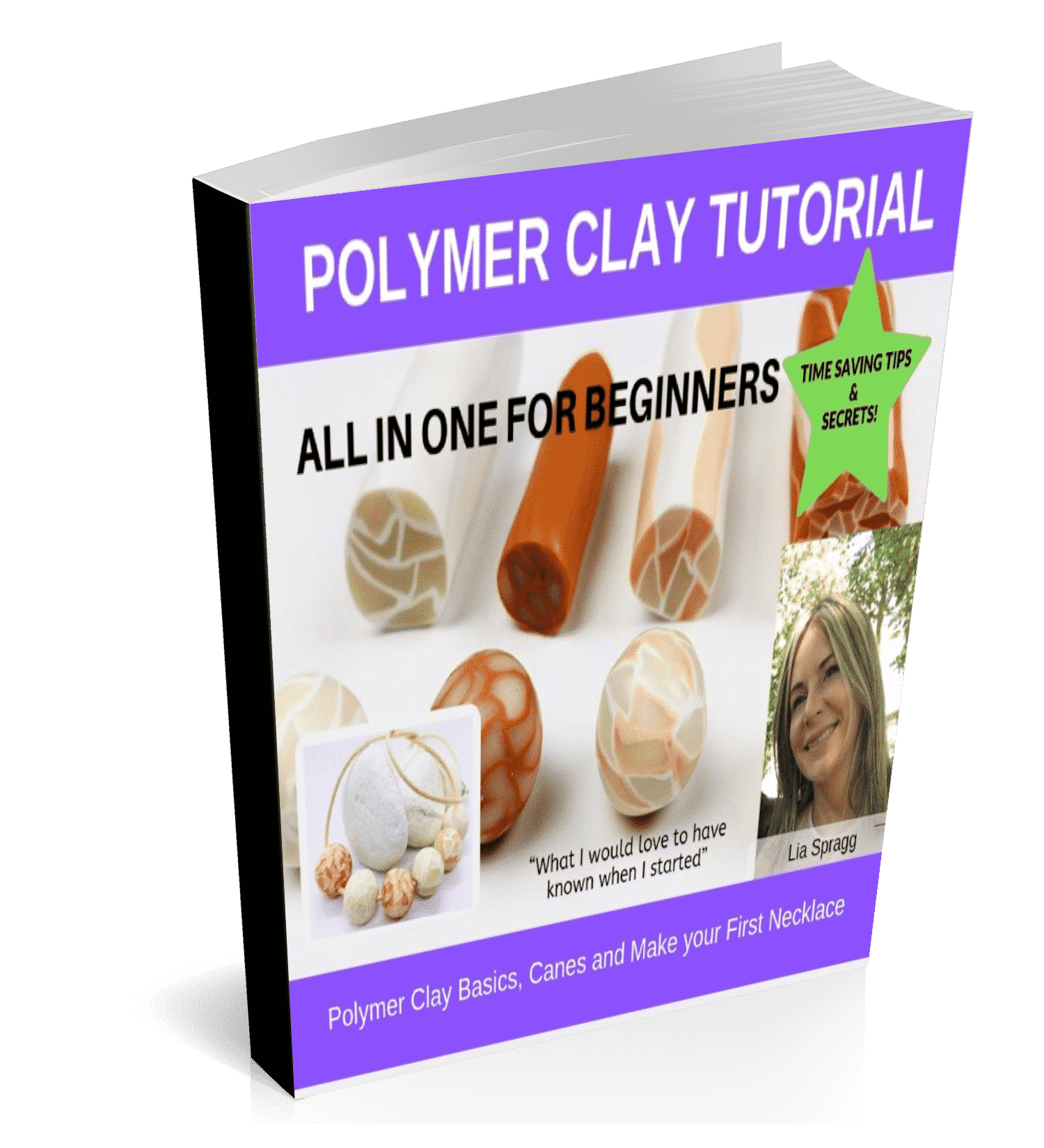 Polymer Clay Tutorial All In One