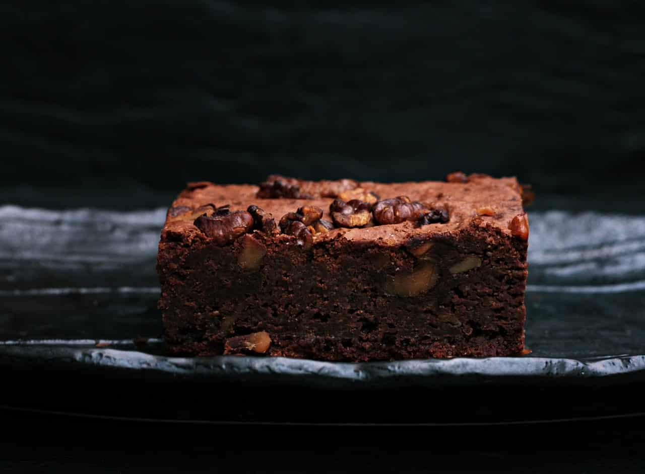 Chocolate brownie keto recipe