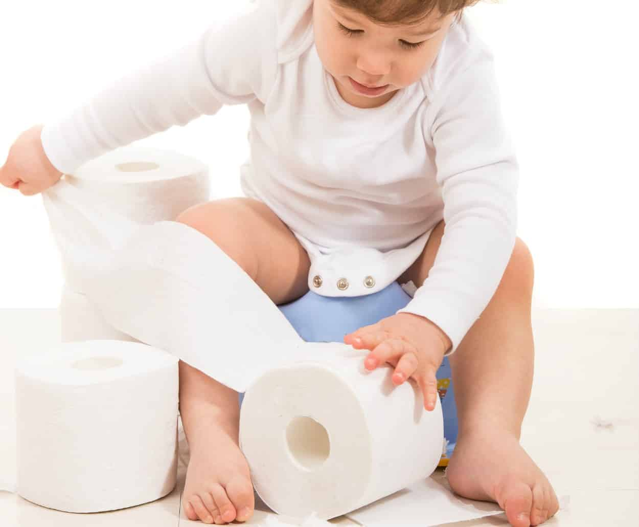 Potty training in a day