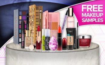 Make up free samples