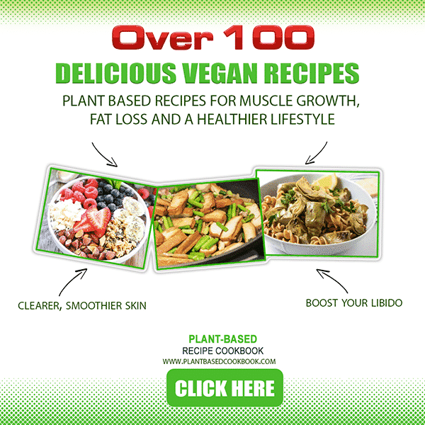 Plant Based Recipes for muscle growth