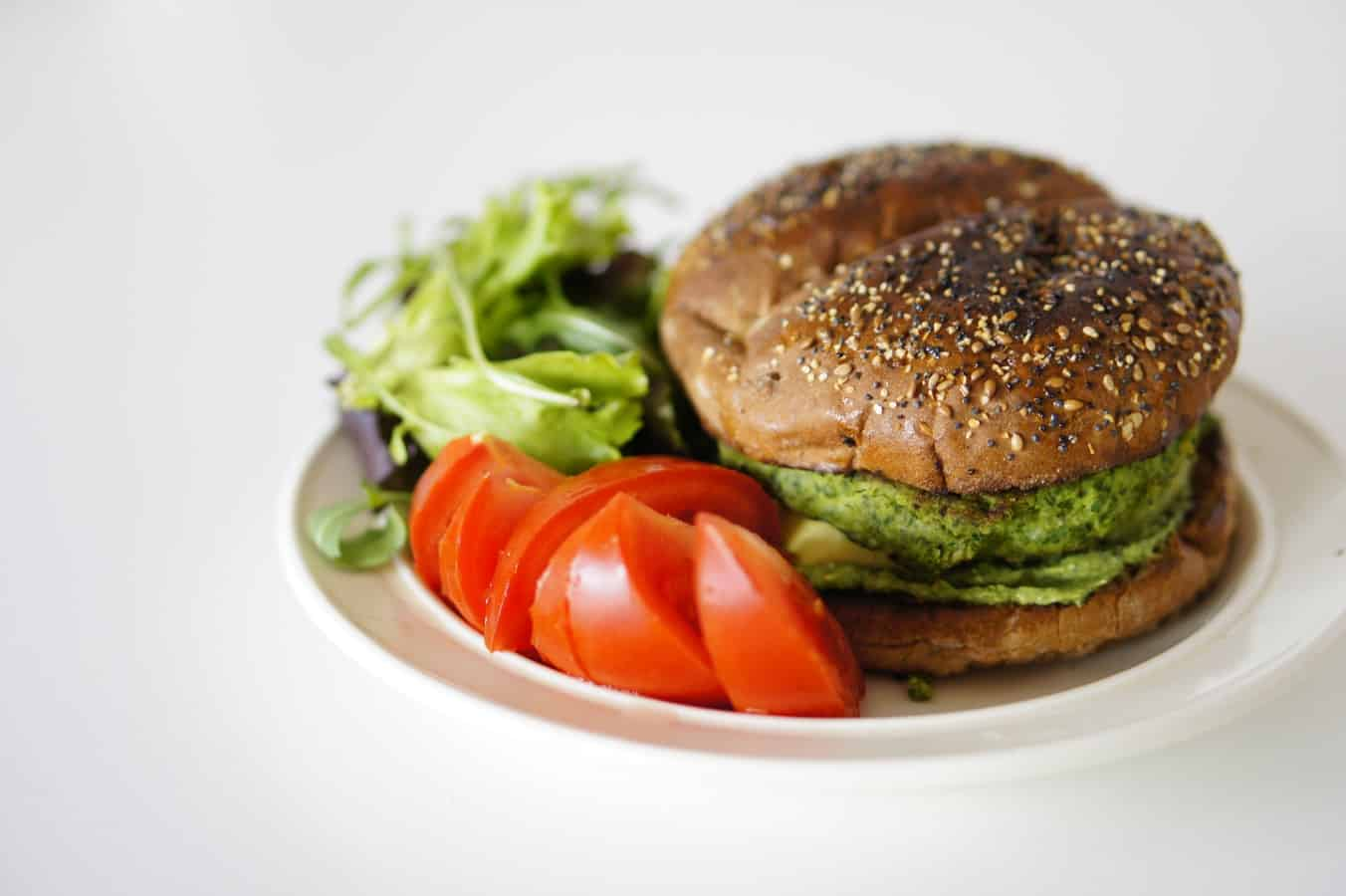 Easy Veggie Burger Recipe