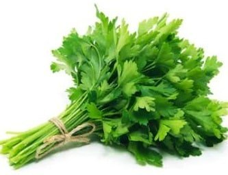Parsley - home remedy