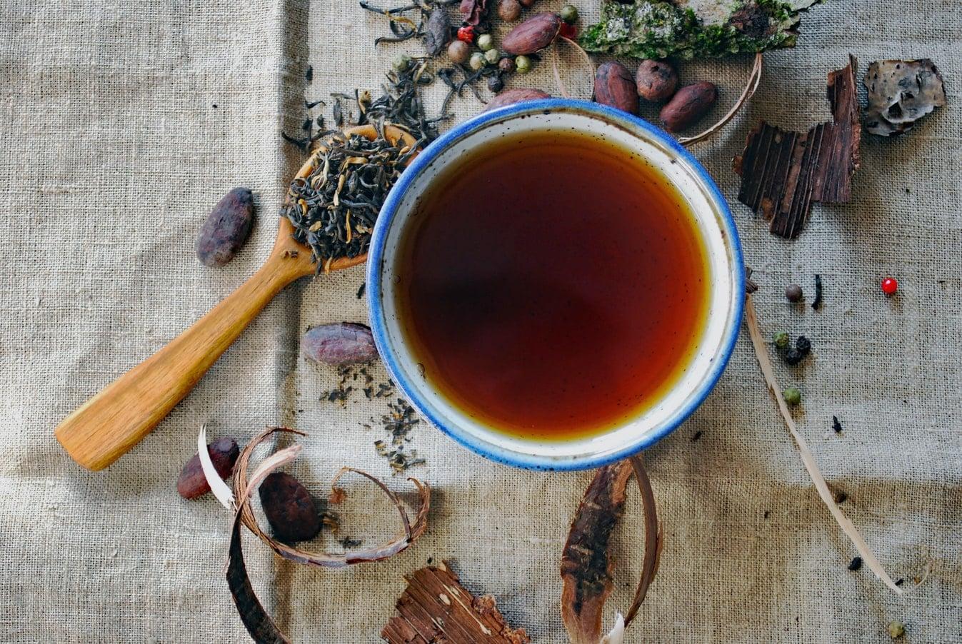 Native American Healing Herbal Remedies