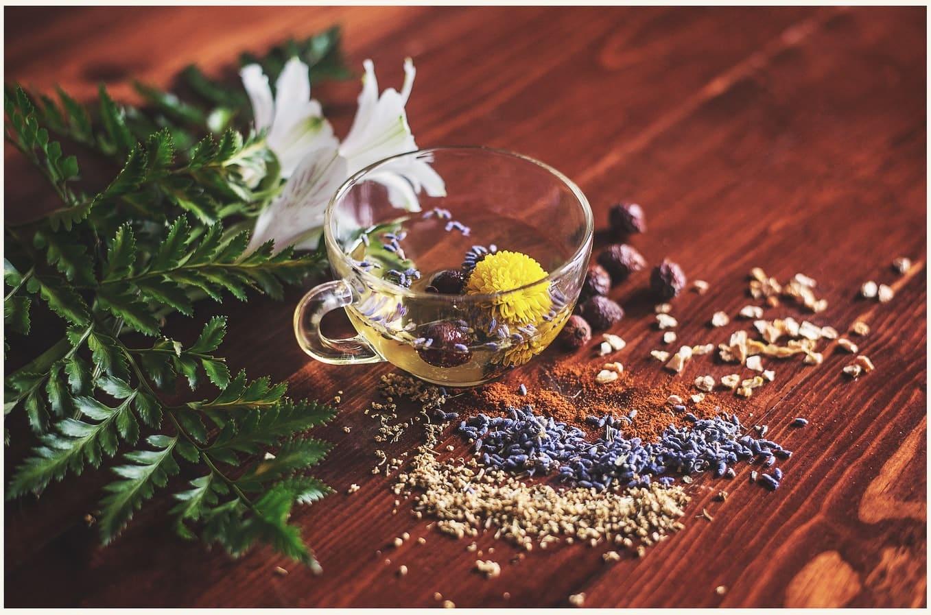 Natural medicine herbal remedies