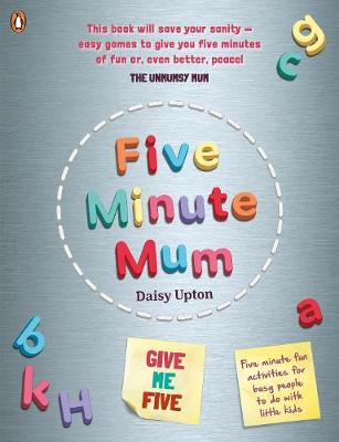 Five Minute Mum Book