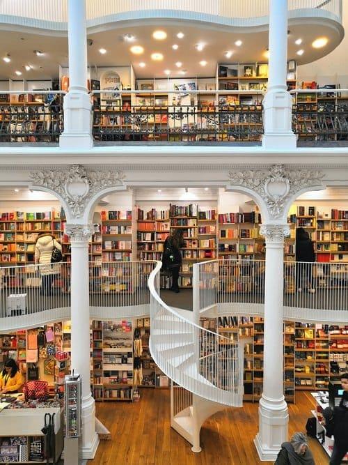 visit libraries