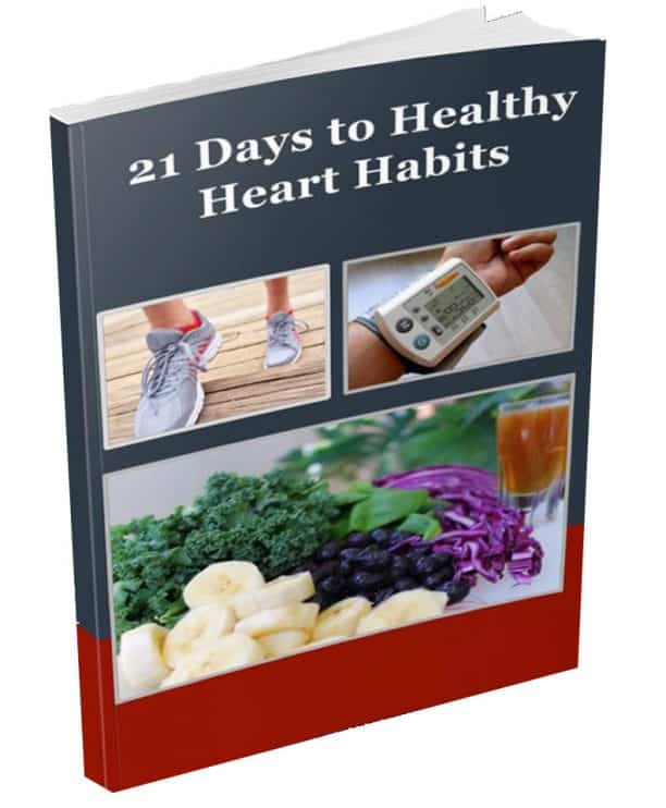 21 Days To Healthy Heart Habits