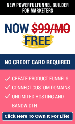 Groovefunnels Free Lifetime Account